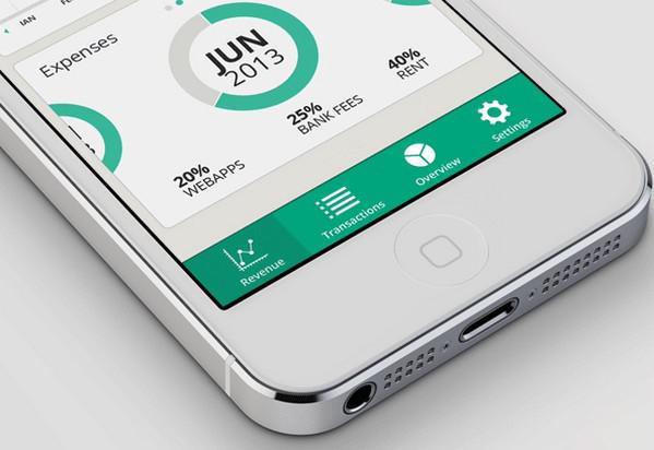 Иллюстрация к статье: Мобильный UX: навигация внизу экрана