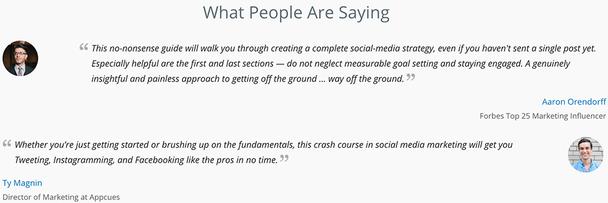 Что о нас говорят люди. Примеры удачных социальных доказательств, которые повышают конверсию