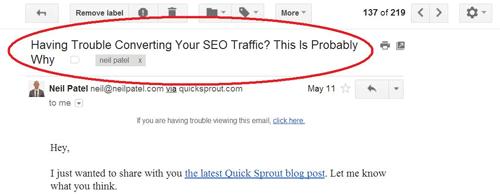 У вас есть проблемы с конвертацией SEO трафика? Скорее всего, вот почему.