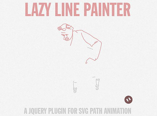 Lazy Line Painter