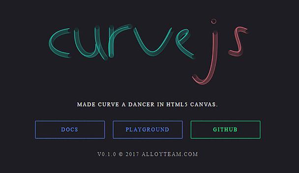 Curve.js