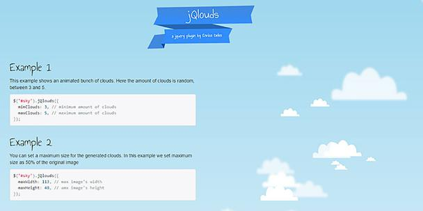 jqClouds