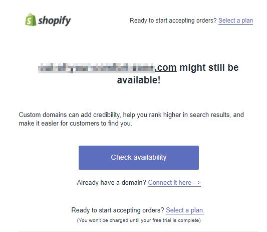Email #6: займите домен, пока не поздно