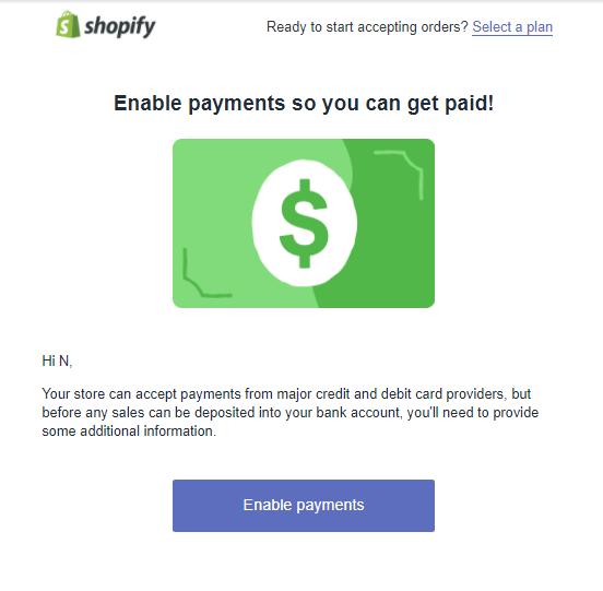 Email #7: как получать оплаты