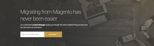 «Миграция с Magento еще никогда не была такой простой»