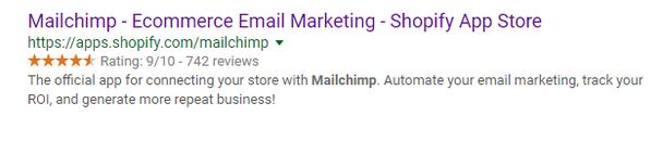 «mailchimp»