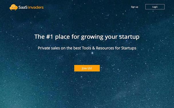 Место №1 для развития вашего стартапа. Закрытые распродажи лучших инструментов и ресурсов для стартапов