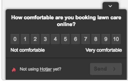 On-site опросы