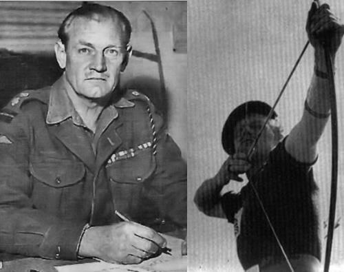 Человек-легенда, командир Черчилль, также известный как Безумный Джек