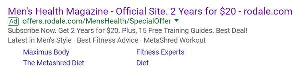 Men`s Health