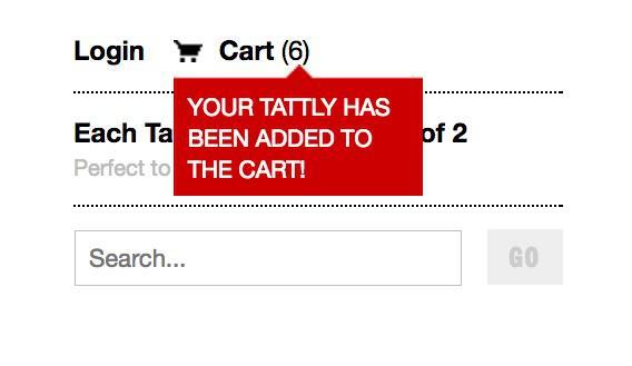 Ваши товары были добавлены в корзину
