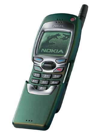 Nokia 7110 (1999 г.)