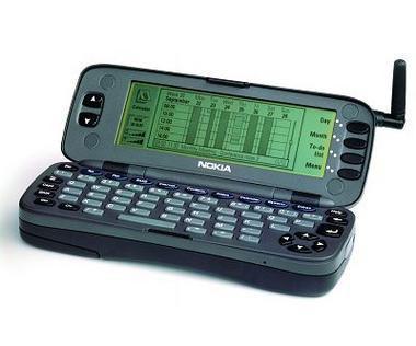 Nokia 9000 (1996 г.)
