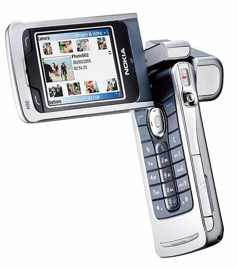 Nokia N90 (2005 г.)