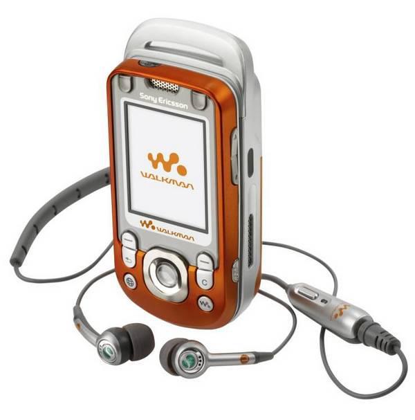 Sony Ericsson W600 (2005 г.)