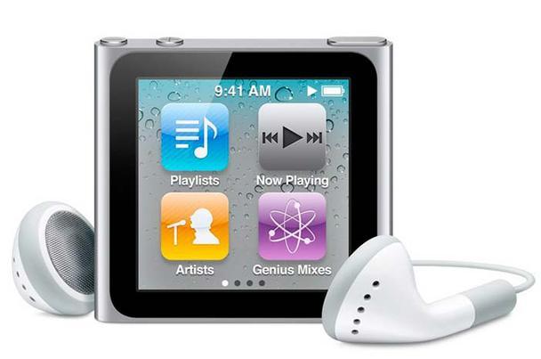 iPod Nano (2010 г.)