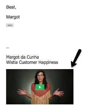 С наилучшими пожеланиями, Марго