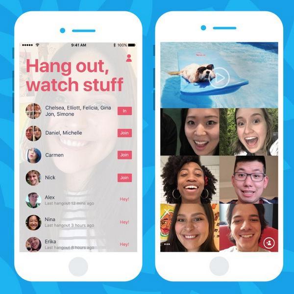 Tumblr Cabana предоставляет возможность онлайн общения в процессе просмотра видео