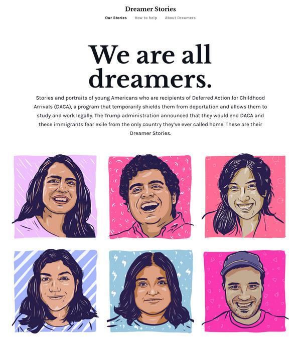 Dreamer Stories
