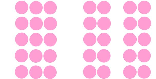 группы точек