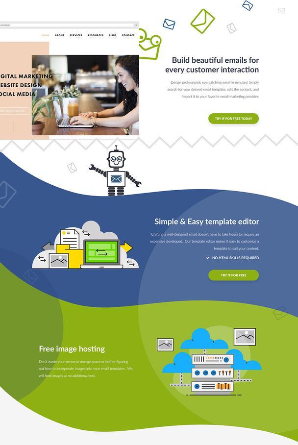 Иллюстрация к статье: Какие тренды веб-дизайна нас ждут в 2018 году?