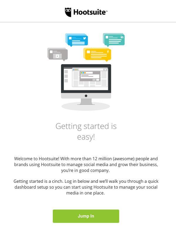 Иллюстрация к статье: 5 советов, которые помогут вам разработать эффективные онбординг-email'ы