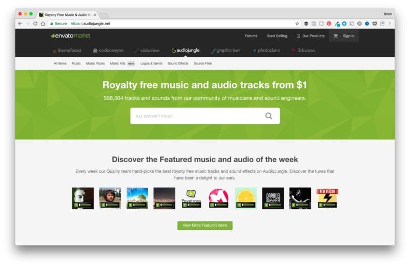 фоновая музыка скачать бесплатно