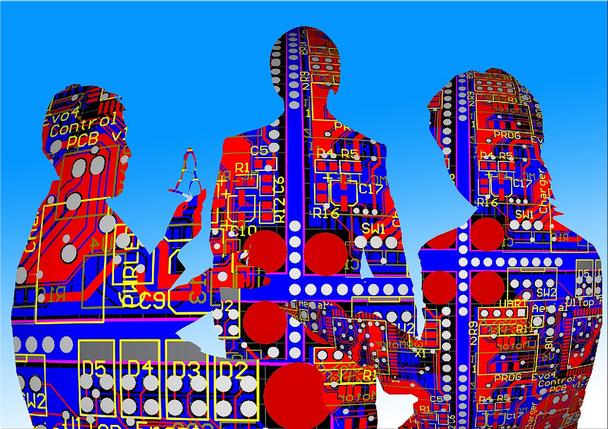 Иллюстрация к статье: Искусственный интеллект как способ улучшить пользовательский опыт