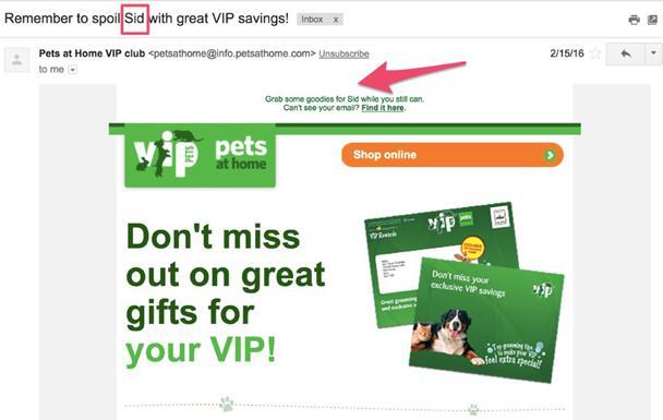 Pets At Home (ритейлер товаров для домашних животных)