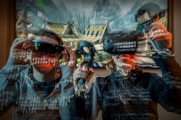 Иллюстрация к статье: Руководство по виртуальной реальности для веб-разработчиков