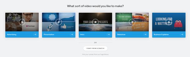 Какой тип видео вас интересует?