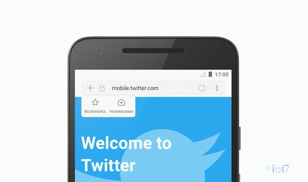 Постоянное место размещения опции «Добавить на главный экран» в новом браузере Samsung Internet