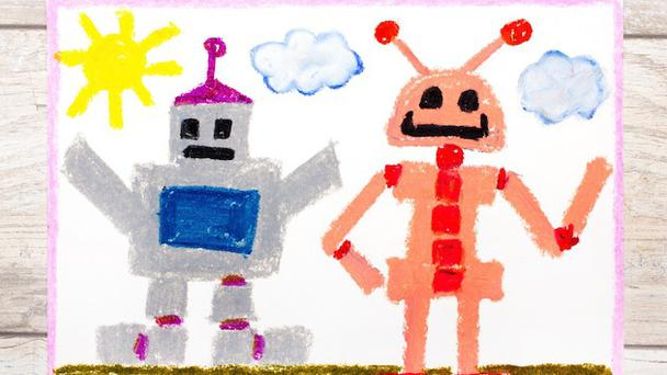 Иллюстрация к статье: Способен ли AI на креативность? 4 аргумента против и 3 — за