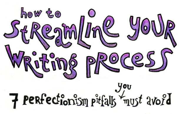Иллюстрация к статье: Одержимость идеалом, или Как перфекционизм препятствует хорошему копирайтингу