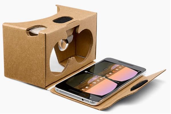 С помощью виртуальных очков Google Cardboard даже ваш смартфон может подарить вам увлекательный VR-опыт