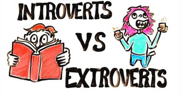 Иллюстрация к статье: Кто продает лучше  —  экстраверты или интроверты?