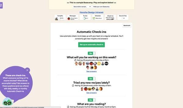 Как BaseCamp использует job stories, чтобы обучать пользователей
