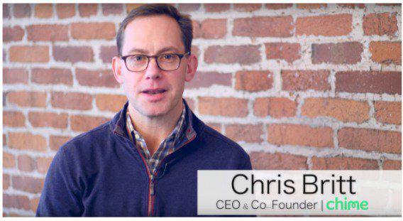 Обзорное видео от исполнительного директора и сооснователя Chime, Криса Бритта