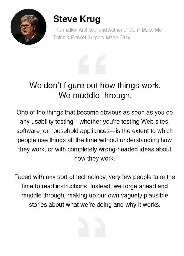 Иллюстрация к статье: 7 ошибок UX, невольно совершаемых всеми дизайнерами (и пути их решения)