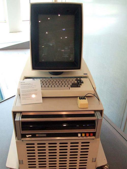 компьютер Xerox Alto