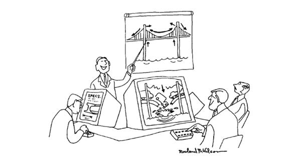 Иллюстрация из книги «Компьютер как коммуникационное устройство»