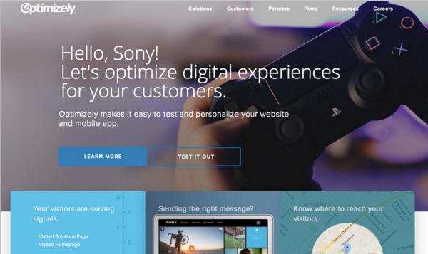 «Привет, Sony! Давай оптимизируем цифровой опыт для твоих пользователей»