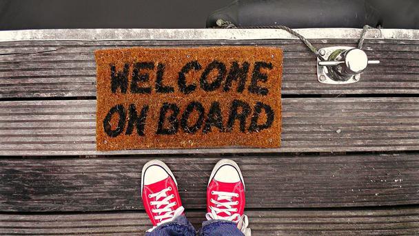 Специальное предложение «Добро пожаловать» от LPgenerator