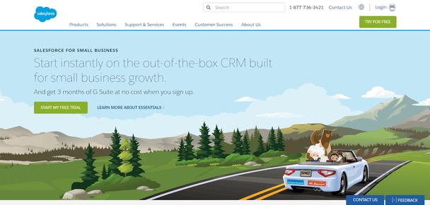 Иллюстрация к статье: Ценообразование: разбор тарифной страницы Salesforce