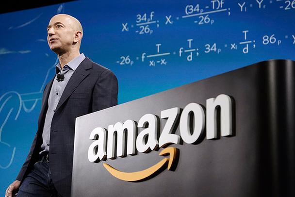 Джефф Безос, основатель интернет-гиганта Amazon