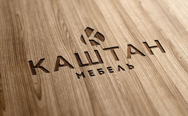 Логотип от Gagarin Studio для мебельной фабрики