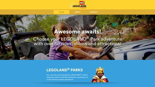 Legoland: «Большой LEGO-парк для детей»