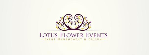 Декоративные свадебные логотипы