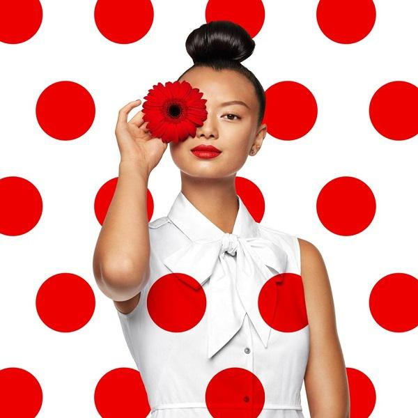 Красный — основной цвет палитры Target — является популярным выбором в мире ритейла