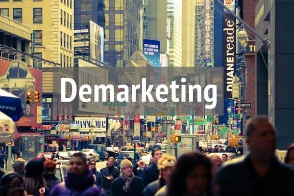 Иллюстрация к статье: Демаркетинг: следующая волна в маркетинге